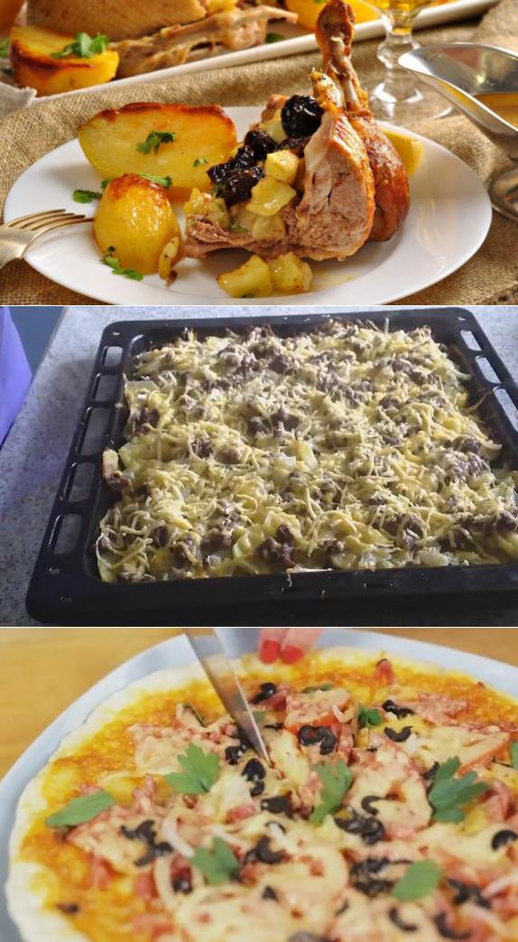 Что приготовить на ужин быстро и вкусно — 50 простых и необычных рецептов блюд