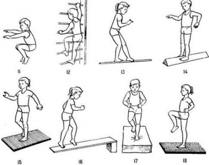 Массаж и лфк при плоскостопии у детей: гимнастические упражнения и зарядка для стоп в домашних условиях - все о суставах