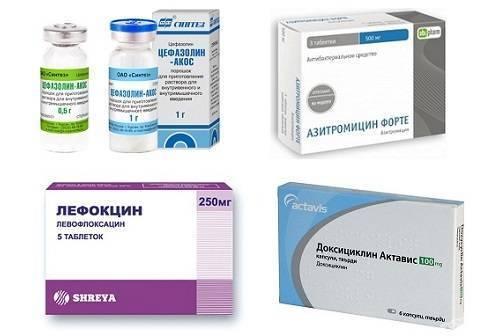 Противовирусные препараты при ротавирусной инфекции у детей и взрослых: список и описание
