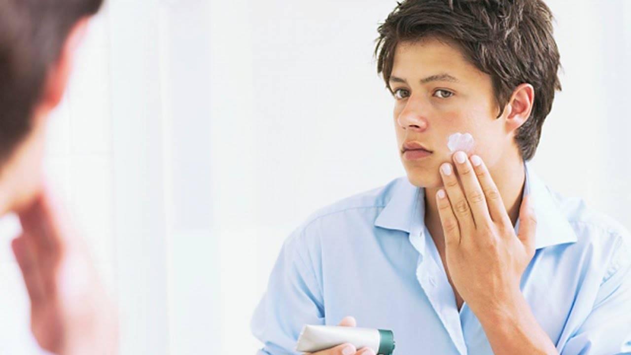 Чем лечить прыщи у мальчиков-подростков: как избавиться - лучшие средства на лице, лечение угрей у парней