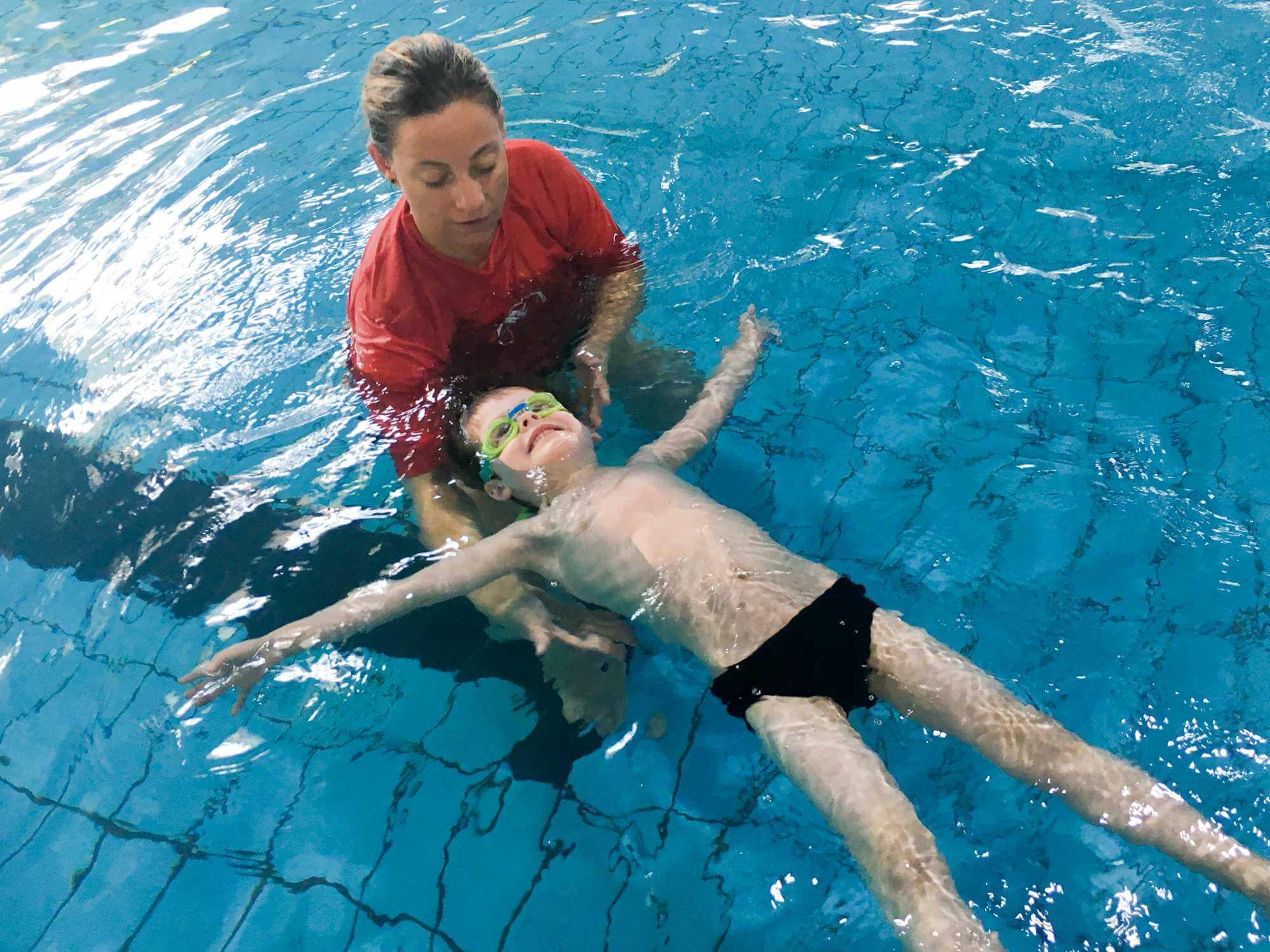 Как научиться плавать: 13 шагов (с иллюстрациями)