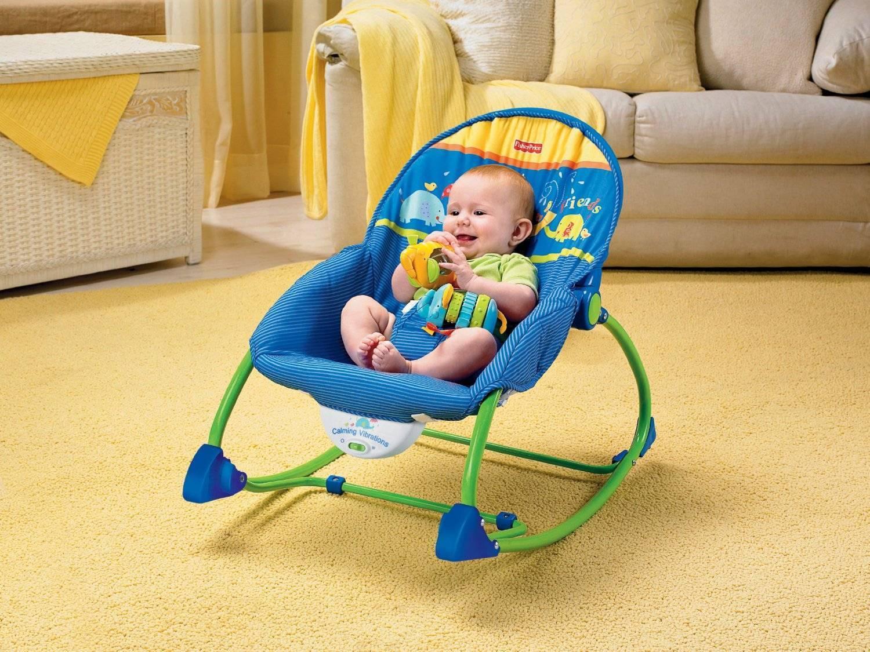 Качели для новорожденных: как выбрать для малыша