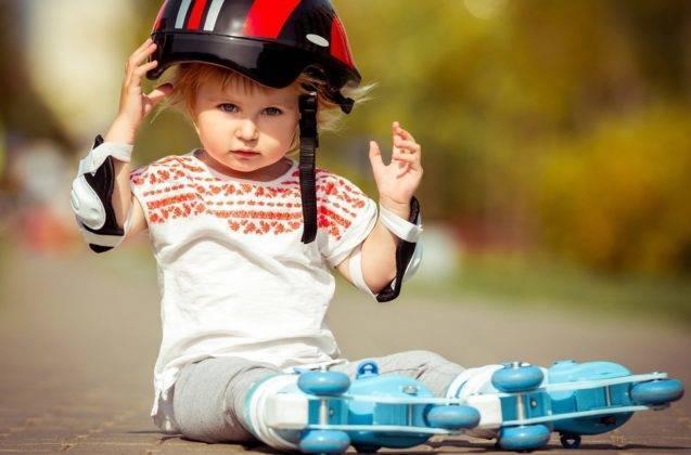 Как научить ребенка кататься на роликах?. как быстро научить ребенка кататься на роликах. как научиться кататься на роликах. теоретическая и практическая части