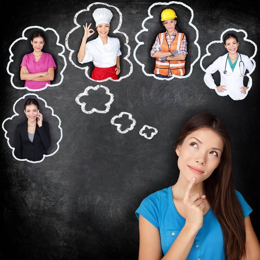 7 шагов к выбору профессии