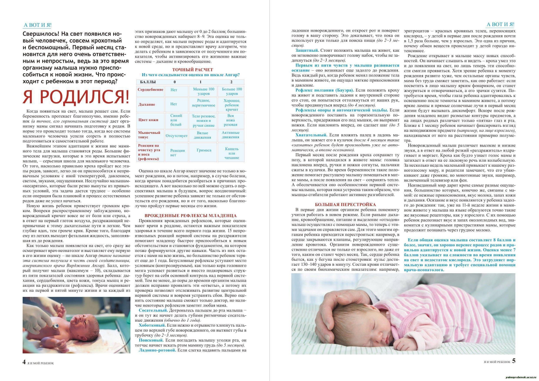 Развитие новорожденного ребенка по месяцам от рождения до года