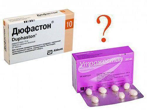 Дюфастон или норколут – что лучше? что вы не знаете об этих препаратах?