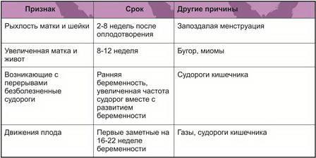 Замершая беременность: признаки в первом и втором триместрах / mama66.ru