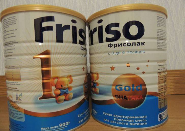 Молочная смесь «фрисолак 1» («frisolac 1») с нуклеотидами с 0 до 6 месяцев: состав, инструкция по применению