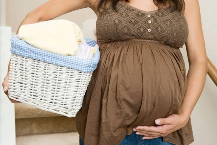 Поднимать тяжелое при беременности | уроки для мам