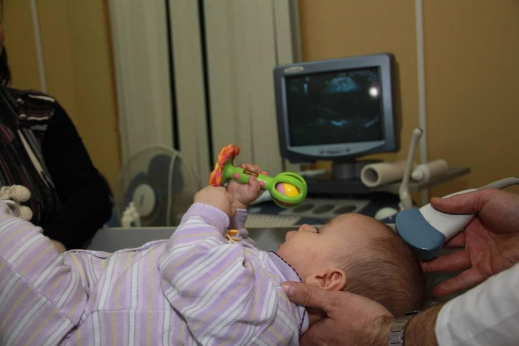 Уздг шейного отдела позвоночника ребенку