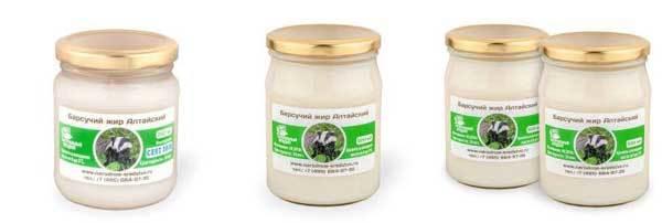 Барсучий жир для детей: лечебные свойства при кашле, бронхите, насморке | konstruktor-diety.ru