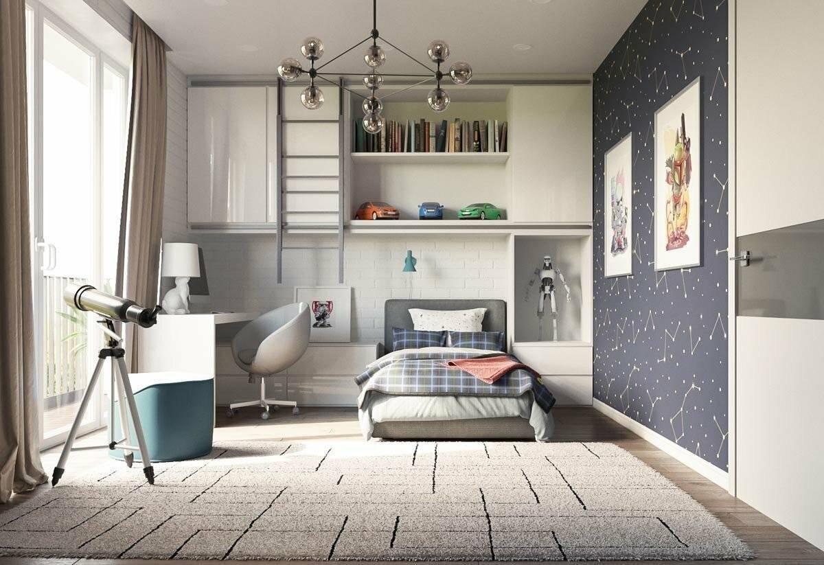 Детская комната для двоих детей: 75 вариантов в фото, советы
