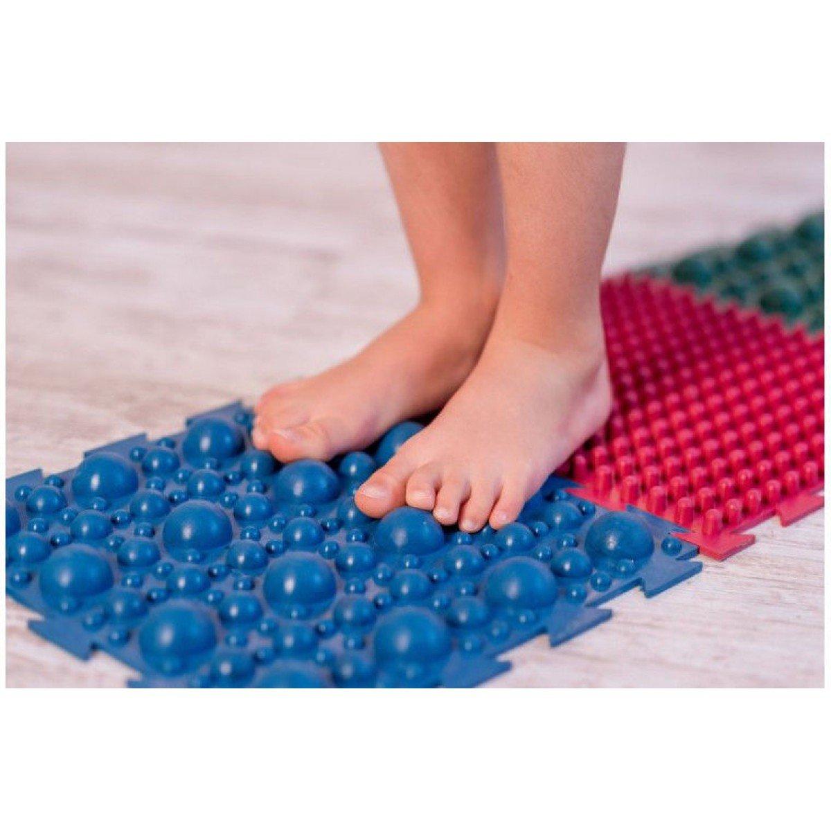 Массажный коврик своими руками, учимся делать детский и ортопедический коврик с фото и видео