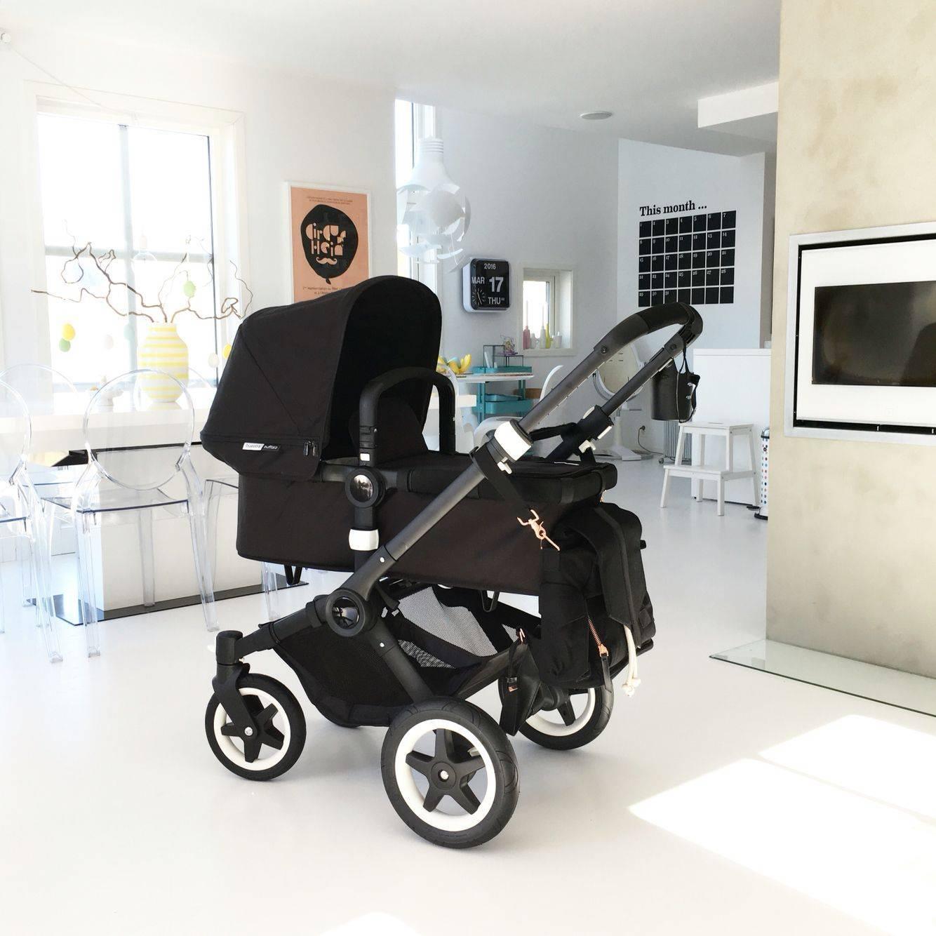Дорогие коляски для детей