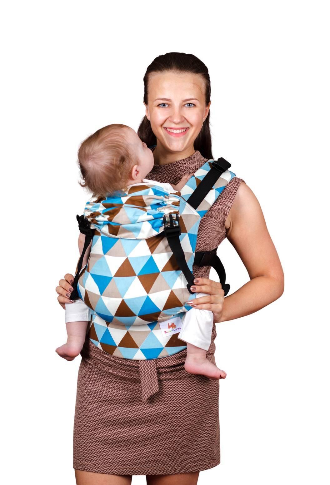 Как выбрать лучший эрго рюкзак?