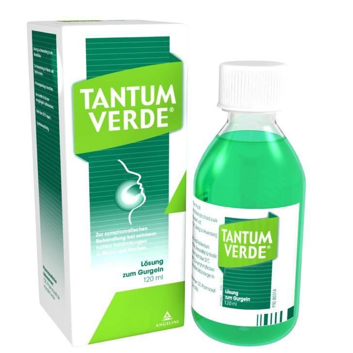 Тантум Верде при беременности: инструкция по применению в 1-3 триместрах