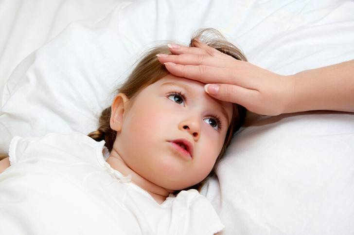 Орви у детей грудного возраста: симптомы и возможные осложнения