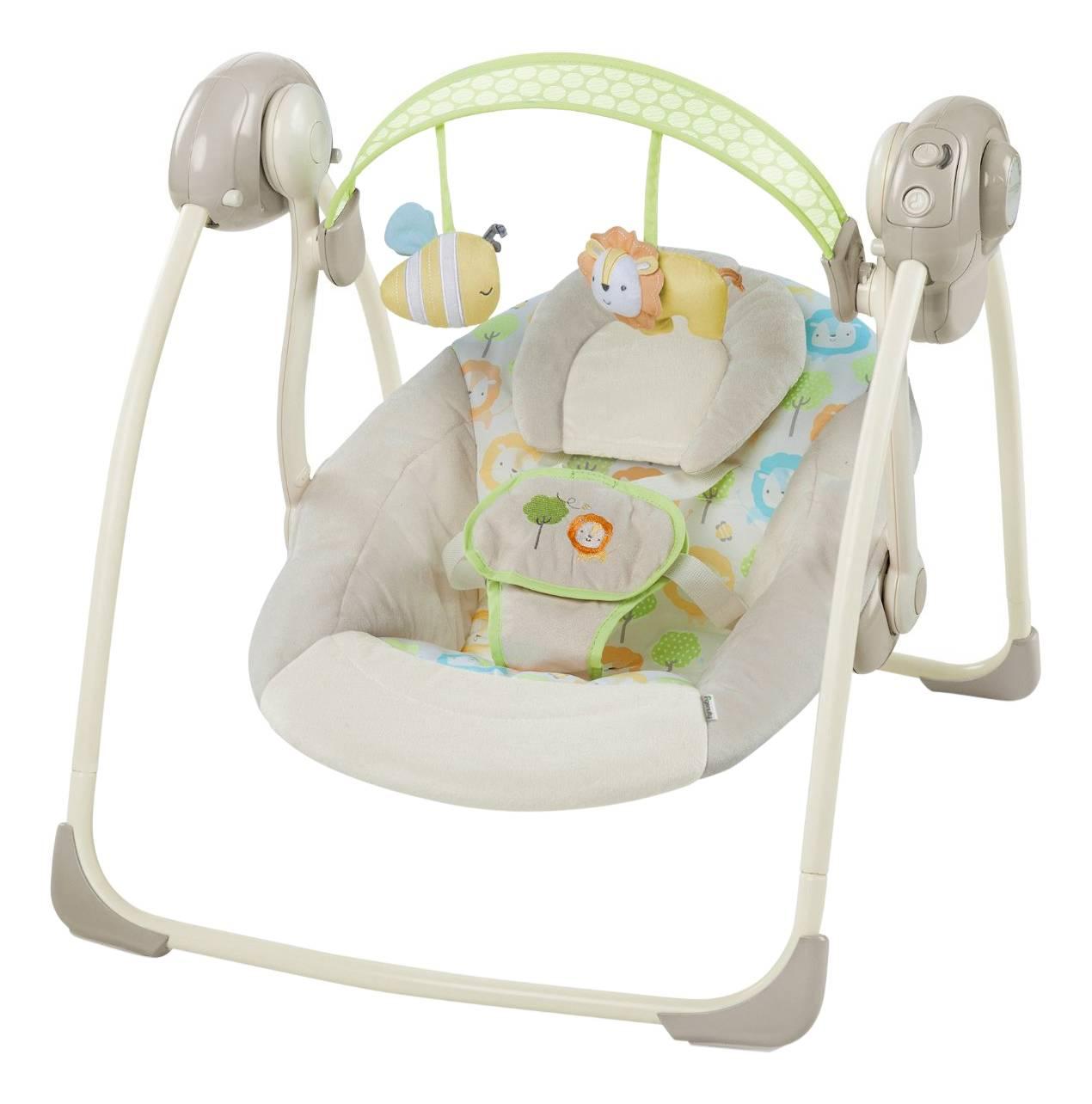 Все о электрокачелях для новорожденных