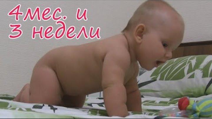 Ребенок в 6 месяцев не сидит и не ползает