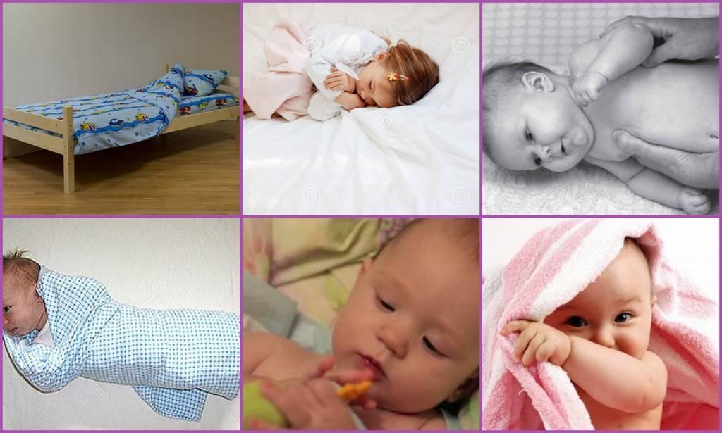 Почему возникают судороги при температуре у ребенка?