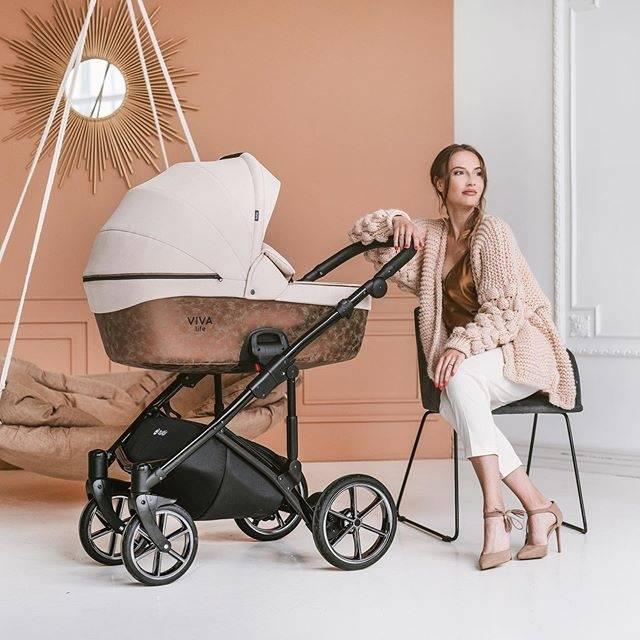 Карета для самых маленьких — как выбрать коляску для новорожденного?
