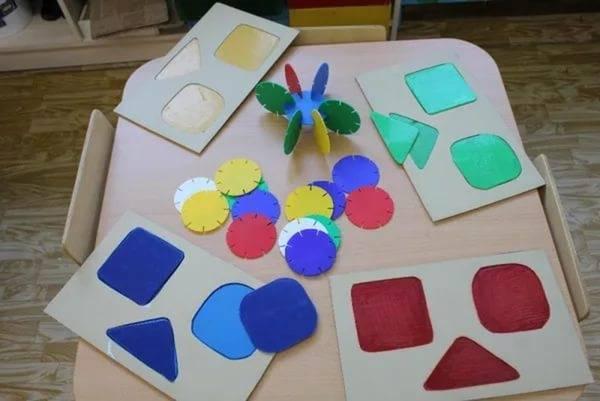 Сенсорное развитие детей 3-4 лет через дидактические игры (дошкольного возраста)   учимся, играя   vpolozhenii.com