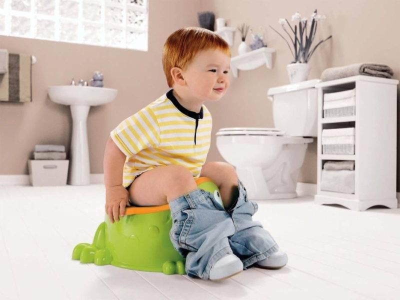 Ребенку больно ходить в туалет по большому