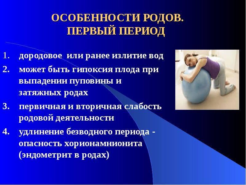 Безводный период сколько длится - west-stomatolog.ru