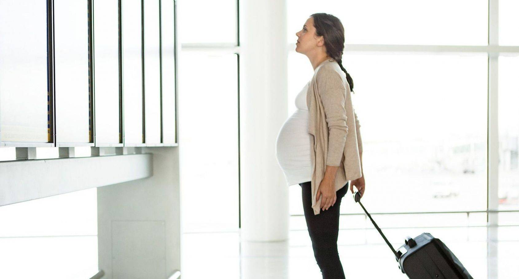 Можно ли беременной... летать на самолете? можно ли летать ранних сроках беременности