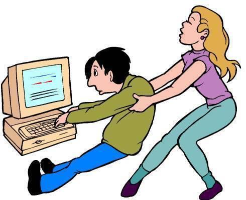 Сколько времени можно ребенку сидеть за компьютером