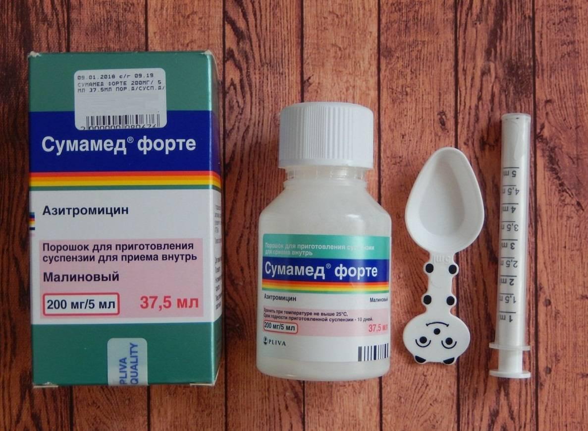 Суспензия азитрокс для детей: отзывы и инструкция по применению