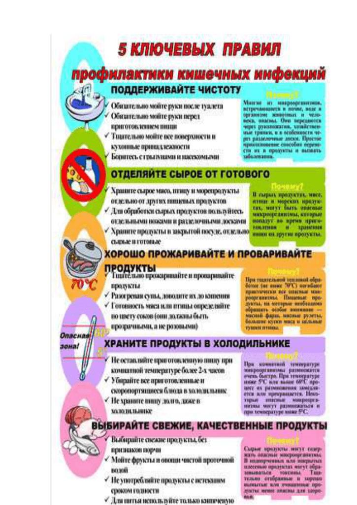 Кишечная инфекция — симптомы и лечение у взрослых