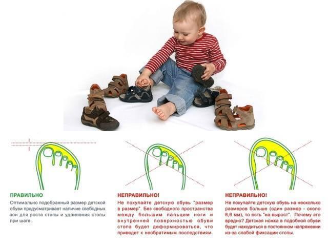 Первые шаги как выбрать самую лучшую обувь для ребенка начинающего ходить