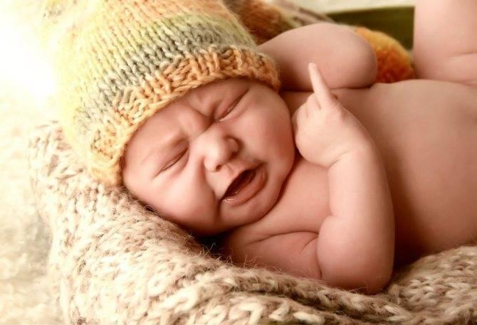 Когда грудничок начинает дышать через рот - советы врачей