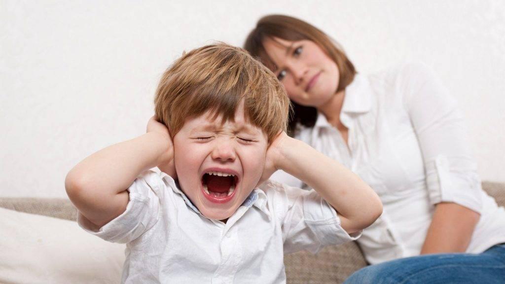 Не воспитание, а испытание — капризный ребенок