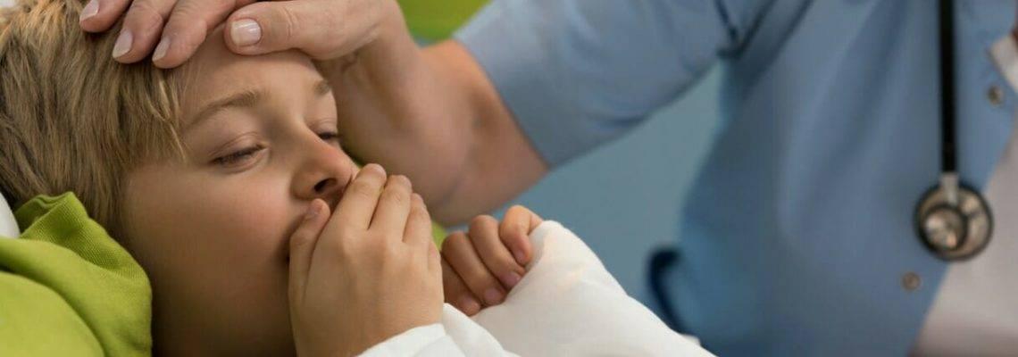 Коклюш у детей: как «убить» кашель, который «убивает» малышей?
