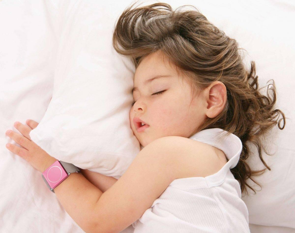 Предпосылки развития бруксизма у детей в ночное время