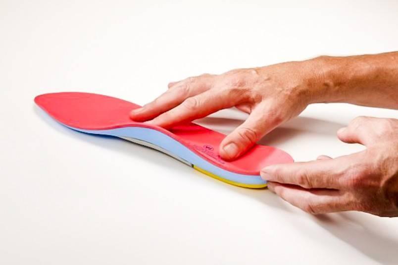 Ортопедические стельки для детей при продольном плоскостопии, при вальгусе, orto fun tech, орто фан тэч