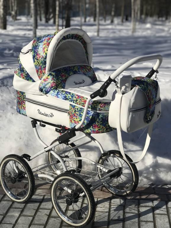 Как выбрать коляску на зиму новорожденному. коляска для новорожденного: какую выбрать для зимы?