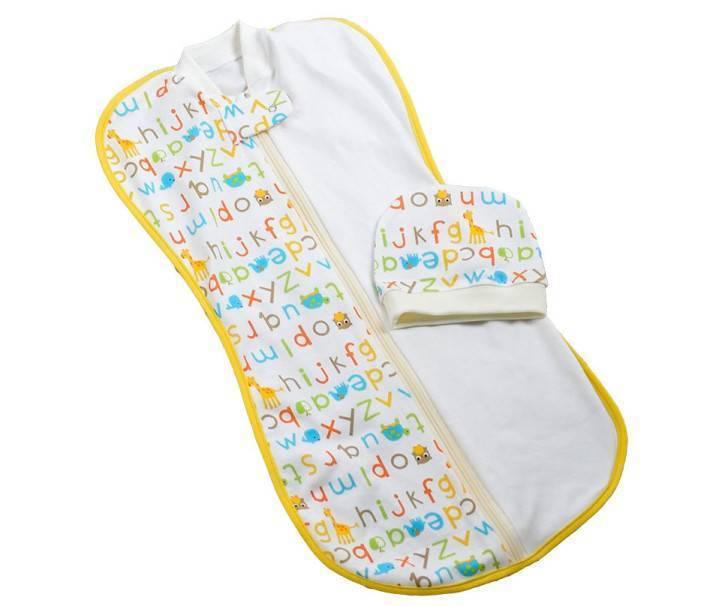 Пеленка-кокон для новорожденных: как выбрать, размеры, как использовать / mama66.ru