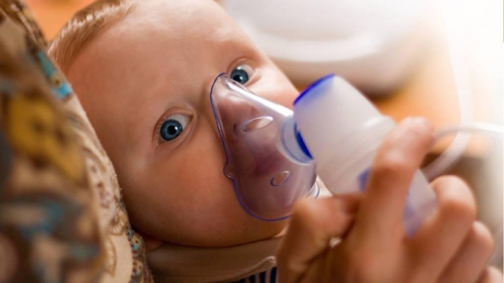 Можно ли делать ингаляцию при температуре небулайзером ребенку