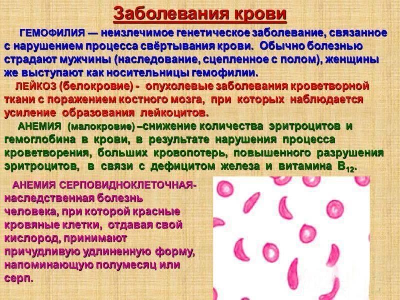 Гемофилия у детей: причины, симптомы и лечение
