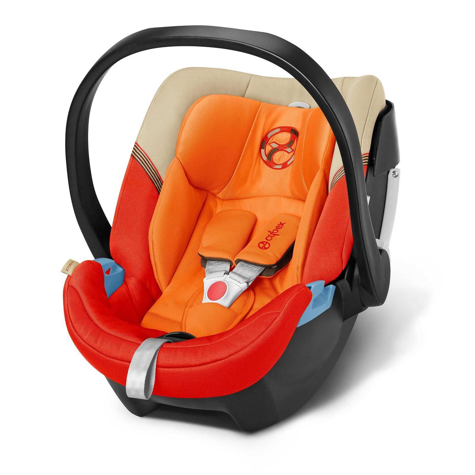 Лучшие автолюльки для новорожденных