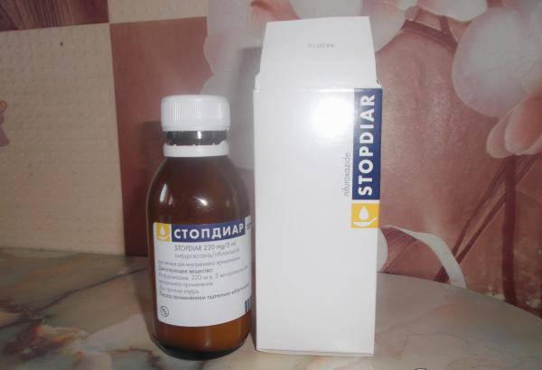 Таблетки и суспензия стопдиар для детей — цена, инструкция по применению