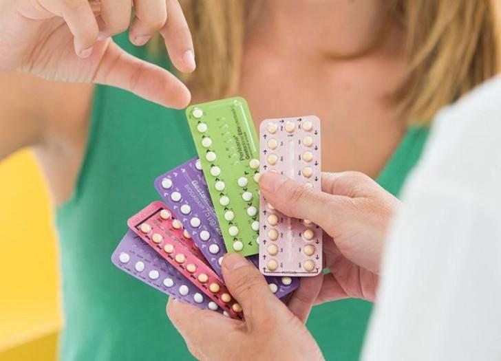 10 наиболее распространенных побочных эффектов противозачаточных таблеток