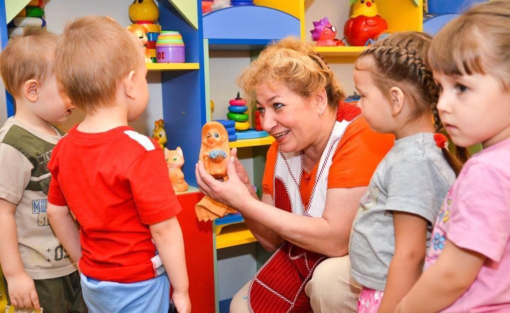 В каком возрасте можно отдать ребенка в ясли или в детский сад