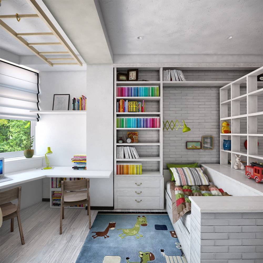 Дизайн комнаты для подростка: актуальные идеи оформления детской