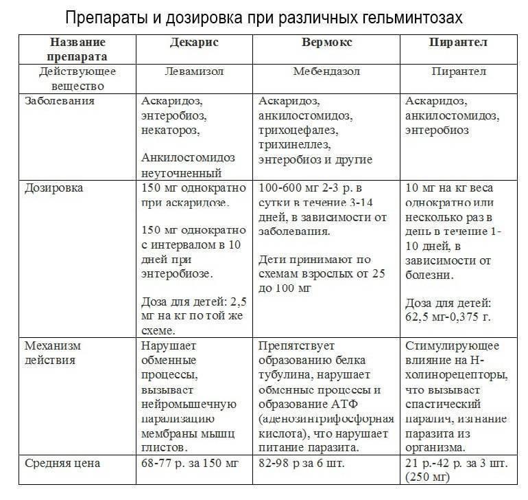 Описторхоз у детей: симптомы и лечение, комаровский