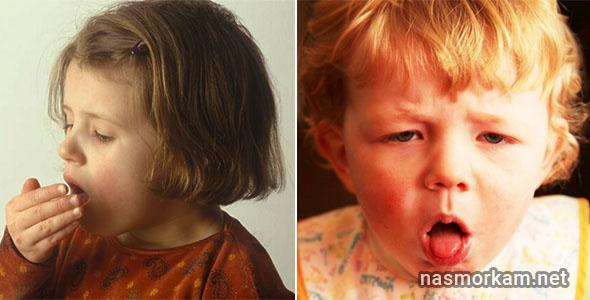 Если у ребенка сильный кашель до рвоты, чем его можно лечить?