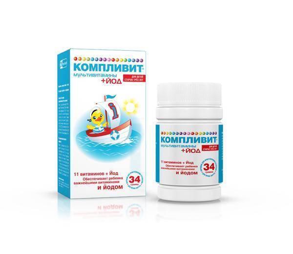 Профилактика дефицита полезных веществ у детей с помощью витамин